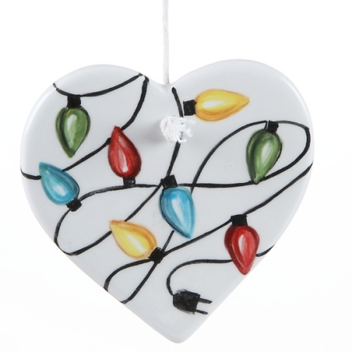 Holiday Heartlight Ornament