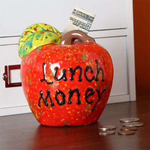 Lunch Money Apple Bank