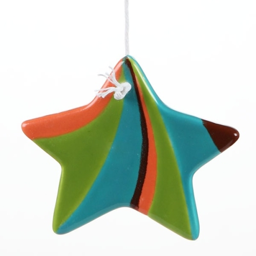 New Traditions Star Ornament
