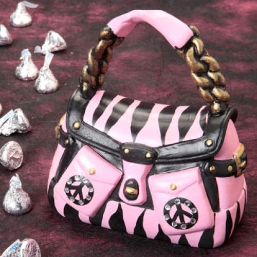 Chic and Pink Hollywood Handbag