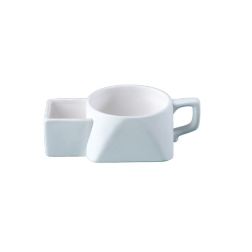 """Chef"" Suppe m. Cracker Tasse l.18cm"