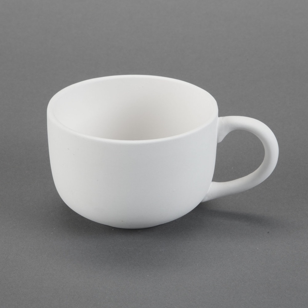 Tasse Jumbo Milch/Suppe h.10cm