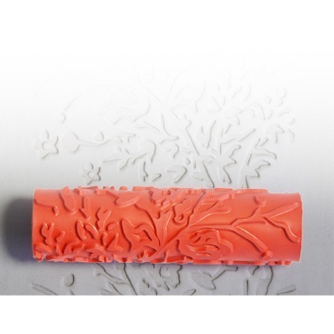 Art Roller-Flower Sprig