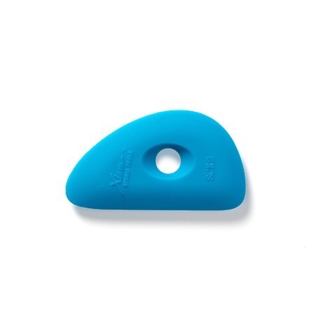 Firm Silicone Rib 2 - Blue